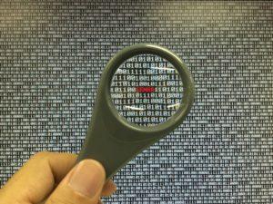 ordinateur main écran l'Internet doigt lentille Macro Mémoire Sécurité cercle moniteur déverser réflexe protection site mot de passe protéger accès session sûr binaire pirate registre peu sûr le piratage Lcd confidentiel Technologie