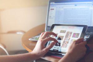 Mains, Ipad, Comprimé, Technologie, Tablette Numérique